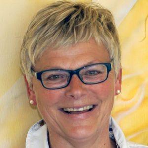 Krankengymnastin Karin Claus