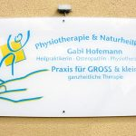 Physiotherapie Praxis Hofemann